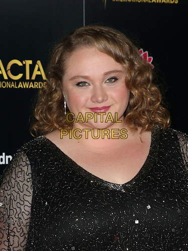 4 January 2019 - West Hollywood, California - Danielle Macdonald. the 8th AACTA International Awards held at Skybar at Mondrian.        <br /> CAP/ADM/FS<br /> ©FS/ADM/Capital Pictures