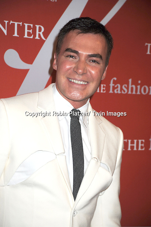 Loris Diran attends the Fashion Group International's 29th Annual  Night of Stars Gala on October 25, 2012 at Cipriani Wall Street in New York City.