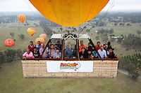 20161112 November 12 Hot Air Balloon Gold Coast
