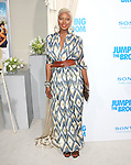 Eva Marcille at The Screen Gems L.A. Premiere of Jumping the Broom held at The Cinerama Dome Theatre in Hollywood, California on May 04,2011                                                                               © 2011 Hollywood Press Agency