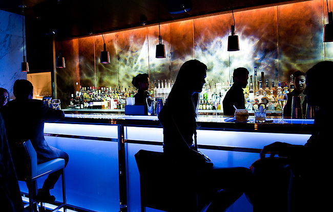 Hakkasan New York grand opening and cocktail reception