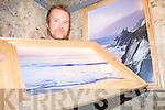 LANSCAPES: Mark Sidebottom from Duagh whose exhibition of images of Kerry landscapes has opened at St John's Theatre in Listowel.