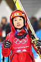 PyeongChang 2018: Ski Jumping: Women's Official Training