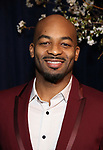 Brandon Victor Dixon attends the Opening Night After Party for 'Carousel' at the Cipriano 25 on April 12, 2018 in New York City.