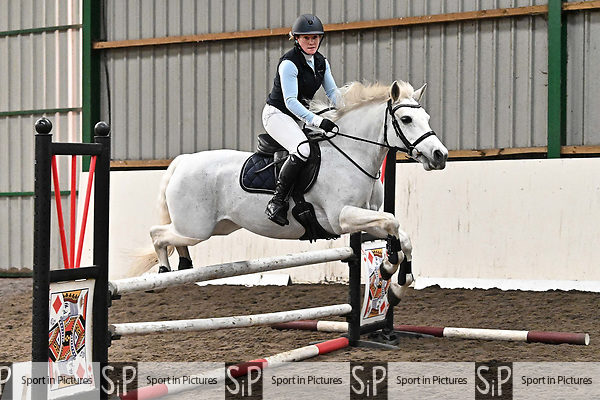 Stapleford Abbotts. United Kingdom. 30 November 2019. Session 5. Nancy Spencer-Jones clinic. Brook Farm training centre. Stapleford Abbotts. Essex. UK. Credit Garry Bowden/Sport in Pictures.~ 30/11/2019.  MANDATORY Credit Garry Bowden/SIP photo agency - NO UNAUTHORISED USE - 07837 394578
