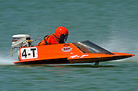 4-T   (Outboard Hydroplane)