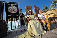 Castelfranco Emilia, Festa di San Nicola - Sagra del Tortellino (Tortellini Festival).<br /> Giorgio Amadessi, Oste 2012; Giovanna Guidetti, Dama 2012