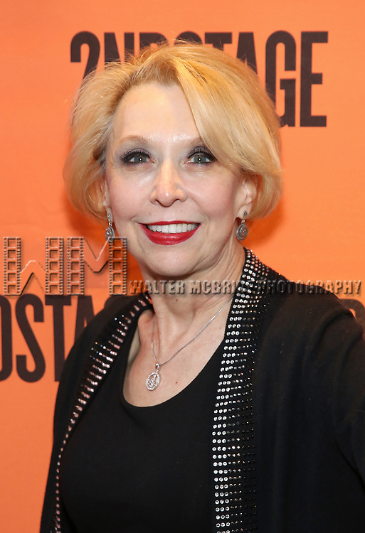 Julie Halsto attends the Off-Broadway Opening Night performance of the Second Stage Production on 'Torch Song'  on October 19, 2017 at Tony Kiser Theater in New York City.