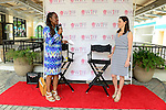 "COCONUT GROVE, FL - MARCH 30: Yvonne Mccormack Lyons and Cecilia Peck attend the Women's International Film Festival 2014 - Brunch and the screening of ""Brave Miss World"" also received the awards for the best films of the festival on March 30, 2014 in Coconut Grove, Florida. (Photo by Johnny Louis/jlnphotography.com)"