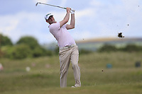 Barry Anderson (The Royal Dublin) during the 1st round of the East of Ireland championship, Co Louth Golf Club, Baltray, Co Louth, Ireland. 02/06/2017<br /> Picture: Golffile | Fran Caffrey<br /> <br /> <br /> All photo usage must carry mandatory copyright credit (&copy; Golffile | Fran Caffrey)