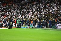 Mannschaften laufen ein - 10.11.2017: England vs. Deutschland, Freundschaftsspiel, Wembley Stadium