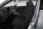 Front seat view of a 2019 Honda Insight EX 4 Door Sedan front seat car photos