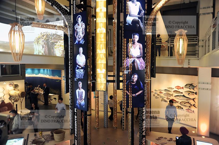 - Milano, Esposizione Mondiale Expo 2015, padiglione Angola<br /> <br /> - Milan, the World Exhibition Expo 2015, Angola pavilion