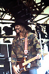 HAWKWIND -Dave Brock - Live at Monsters of Rock Festival , Castle Donnington , England 1982 Castle Donnington Monsters of Rock 1982 Donnington 1982