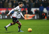 Bolton Wanderers' Yanic Wildschut <br /> <br /> Photographer Andrew Kearns/CameraSport<br /> <br /> The EFL Sky Bet Championship - Bolton Wanderers v Leeds United - Saturday 15th December 2018 - University of Bolton Stadium - Bolton<br /> <br /> World Copyright &copy; 2018 CameraSport. All rights reserved. 43 Linden Ave. Countesthorpe. Leicester. England. LE8 5PG - Tel: +44 (0) 116 277 4147 - admin@camerasport.com - www.camerasport.com