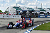 Verizon IndyCar Series<br /> Chevrolet Detroit Grand Prix Race 2<br /> Raceway at Belle Isle Park, Detroit, MI USA<br /> Sunday 4 June 2017<br /> Alexander Rossi, Andretti Herta Autosport with Curb-Agajanian Honda<br /> World Copyright: Scott R LePage<br /> LAT Images<br /> ref: Digital Image lepage-170604-DGP-11485
