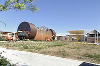 - Milano, maggio 2016, smantellamento delle strutture nel sito dell'Expo 2015<br /> <br /> - Milan, May 2016, dismantling of structures in the site of Expo    2015