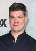 "08 January 2019 - Los Angeles, California - Stephen Oremus. FOX Hosts ""RENT"" Press Junket held at the FOX Lot. Photo Credit: Faye Sadou/AdMedia"