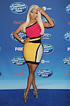 WESTWOOD, CA - JANUARY 09: Nicki Minaj attends the FOX's 'American Idol' Season 12 Premiere at Royce Hall on the UCLA Campus on January 9, 2013 in Westwood, California.