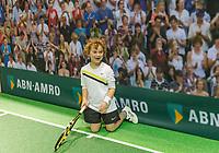 Rotterdam, Netherlands, 11 februari, 2018, Ahoy, Tennis, ABNAMROWTT, Tennis Plaza<br /> Photo: Henk Koster/tennisimages.com