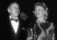 Frank &amp; Barbara Sinatra 1985<br /> Photo By John Barrett/PHOTOlink.net / MediaPunch