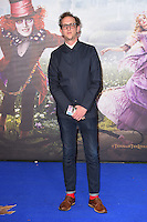 Leo Hill at the premiere of &quot;Alice Through the Looking Glass&quot; at the Odeon Leicester Square, London.<br /> May 10, 2016  London, UK<br /> Picture: Steve Vas / Featureflash
