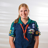 Scout from Australia.