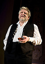 The Winter's Tale by William Shakespeare, The Bridge Project Production directed by Sam Mendes.With Simon Russell Beale as Leontes.Opens at The Old Vic  Theatre on 9/6/09.  Credit Geraint Lewis