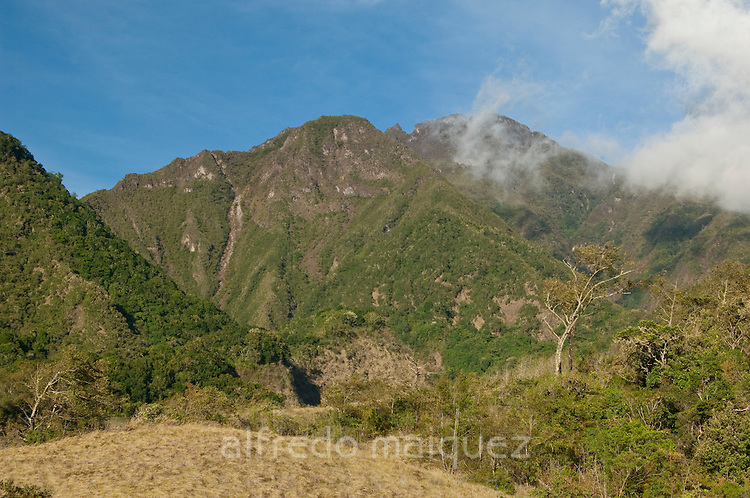 Baru Volcano, Chiriqui Highlands,Panama,Central America
