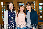 Catherine Kiely (Killarney) with Siobhan Daly and Colette Mallon (Castleisland), pictured at the Health and Wellbeing Evening in the Brandon Hotel, Tralee which was hosted by Lee Strand and the Dairy Council on Thursday, April 6th last.
