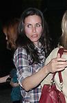 AbilityFilms@yahoo.com 805-427-3519.www.AbilityFilms.com.3-26-08 Courtney cox leaving jar steakhouse in Los angeles