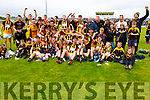 Abbeydorney winners of the County Minor Hurling championship final on Sunday.