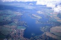 Deutschland, Mecklenburg Vorpommern, Schaalsee, Naturschutz