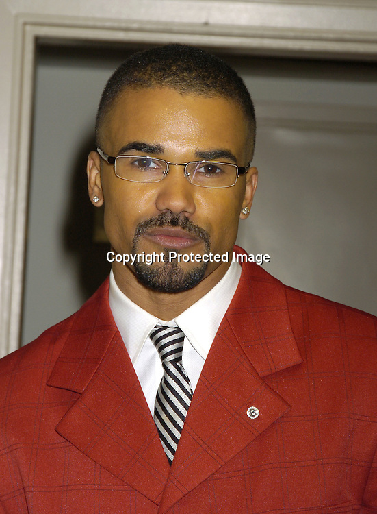 Shemar Moore ..at The 32nd Annual Daytime Emmy Awards Press Room ..at Radio City Music Hall on May 20, 2005...Photo by Robin Platzer, Twin Images