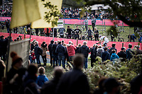 CX world champion Wout Van Aert (BEL/Crelan-Charles)<br /> <br /> Elite Men's race<br /> Koppenbergcross / Belgium 2017