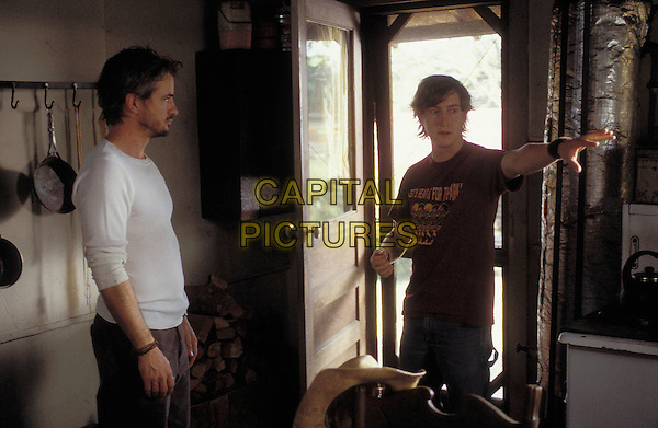 DERMOT MULRONEY & DAVID GORDON GREEN (DIRECTOR).in Undertow.Filmstill - Editorial Use Only.CAP/AWFF.supplied by Capital Pictures.