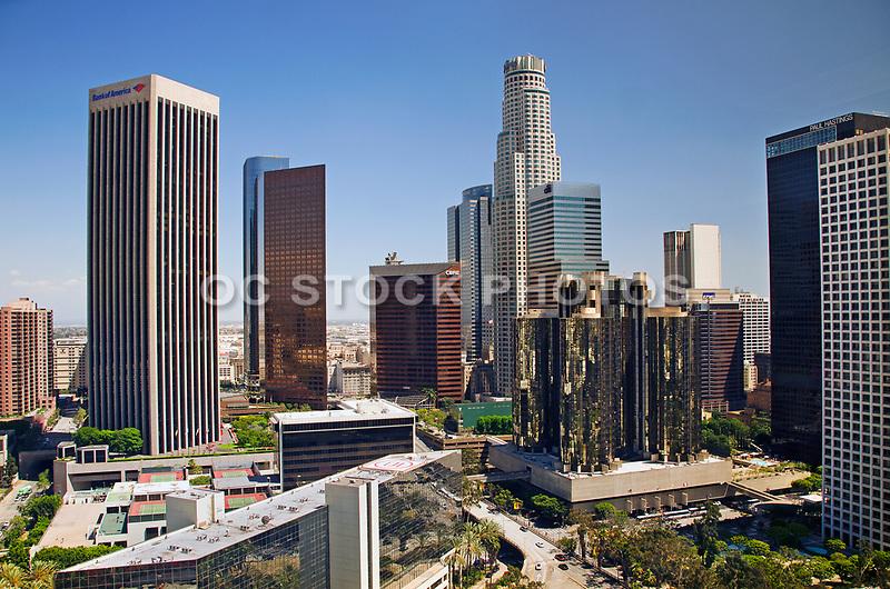 Los Angeles Financial District