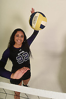 NWA Democrat-Gazette/MICHAEL WOODS • @NWAMICHAELW<br /> Volleyball player of the year, Haley Warner of Fayetteville High School, Thursday, November 19, 2016.