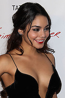 "HOLLYWOOD, CA - JANUARY 14: Actress Vanessa Hudgens arrives at the Los Angeles Screening of Roadside Attractions & Day 28 Films' ""Gimme Shelter"" held at the Egyptian Theatre on January 14, 2014 in Hollywood, California. (Photo by Xavier Collin/Celebrity Monitor)"