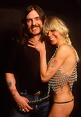 1982: MOTORHEAD - Lemmy & Wendy O'Williams - Photosession in London