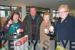 Seanachi Centre Christmas Craft Fair: Attending the annual Seanachi Centre Christmas Craft Fair in Listowel on Sunday last were Joanne McCarthy & Joe, Maura & Joan Lane.