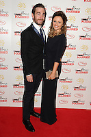 "Philip McGinley and Emily Atack arives for the ""Almost Married"" Gala Screening at the Mayfair Hotel, London. 26/03/2014 Picture by: Steve Vas / Featureflash"