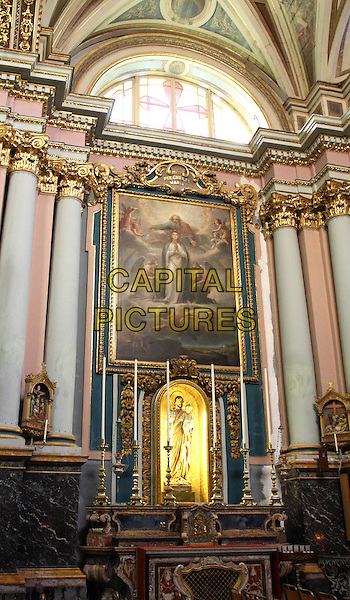 The Church of St Francis in Valletta, Malta - on Thursday and Friday January 29th and 30th 2015<br /> CAP/ROS<br /> &copy;Steve Ross/Capital Pictures