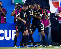Mexico vs Cuba, June 9, 2011
