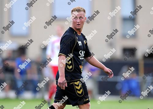 2012-08-16 / Voetbal / seizoen 2012-2013 / Kontich FC / Ernest de Cock..Foto: Mpics.be