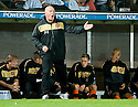19/08/2010   Copyright  Pic : James Stewart.sct_jsp011_dundee_utd_v_aek_athens  .:: DUNDEE UTD MANAGER PETER HOUSTON :: .James Stewart Photography 19 Carronlea Drive, Falkirk. FK2 8DN      Vat Reg No. 607 6932 25.Telephone      : +44 (0)1324 570291 .Mobile              : +44 (0)7721 416997.E-mail  :  jim@jspa.co.uk.If you require further information then contact Jim Stewart on any of the numbers above.........