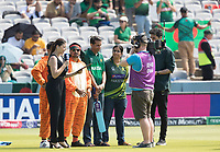 Between innings entertainment during Pakistan vs Bangladesh, ICC World Cup Cricket at Lord's Cricket Ground on 5th July 2019