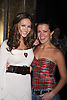 Chrishell Stause and Melissa Claire Egan.at The All My Children Christmas Party on December 20, 2007 at Arena in New York City. .Robin Platzer, Twin Images