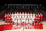 2010-11 Wisconsin Badgers Men's Basektball Team Scrimmage
