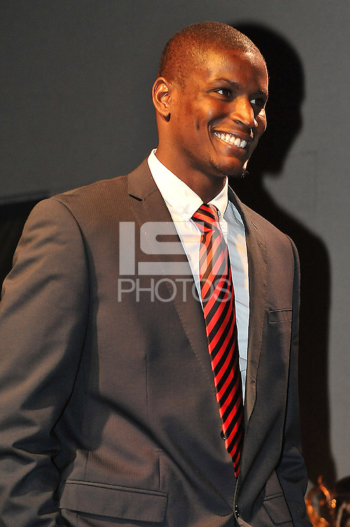 Bill Hamid of D.C. United during the 11th Annual Kickoff luncheon, at The Hamilton Live DC in Washington DC , Tuesday March 5, 2013.